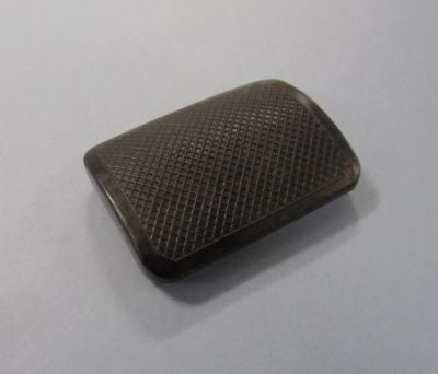 Lambretta Black Rear Brake Pedal Rubber