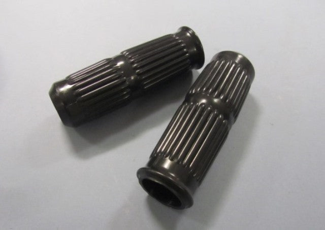 Lambretta Black Handle Bar Grips for DL GP and Series 3 19962016