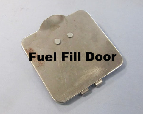 Lambretta Petrol Fuel Gas Flap Door - 15055040