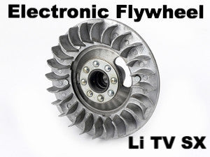 Lambretta Flywheel Electronic Rotor LI, SX, TV - 7673047