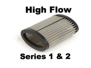 Lambretta Air Intake Filter Hi FLow For Series 1 and 2 -BGM Pro BGM4481
