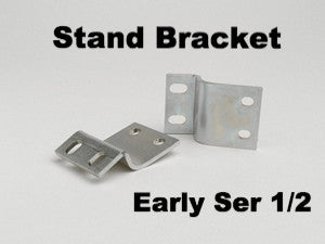 Lambretta Center Stand Bracket Support Plate Set Series 1 and 2 Before Oct.1959 - 15057008