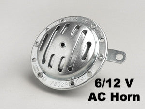 Lambretta Horn 6V and 12V AC for Series 2 and 3  9500613 19581500