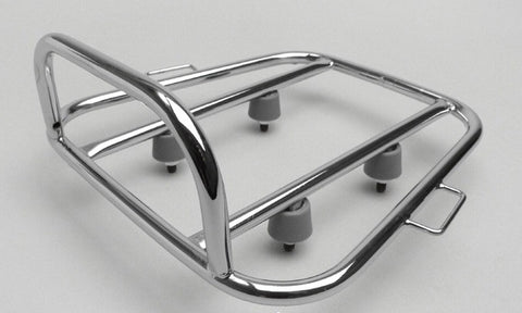Lambretta Rack rear -AMS CUPPINI Sprint Rack series 3 - Chrome