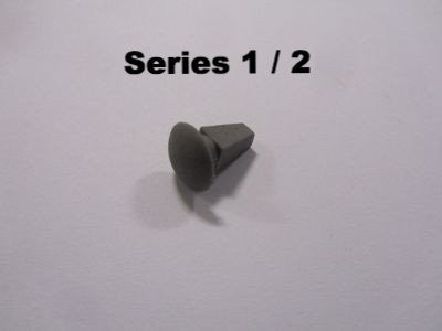 Lambretta Grey Rear Frame Plug for Series 1 and 2