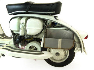Lambretta luggage box under side panel Series 1 & 2 - 7673408T1