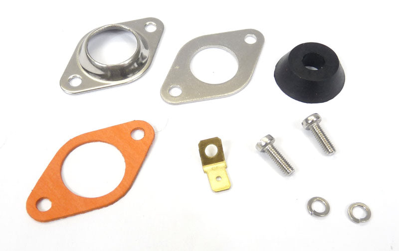 Lambretta Magneto Housing Sealing Plate Kit MB - MBP0373K