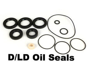 Lambretta Oil Engine Seal Set for D & LD 150 - 8800033