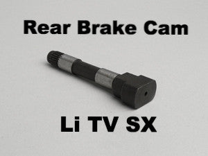 Lambretta Li SX TV Rear Brake Cam - 8010060