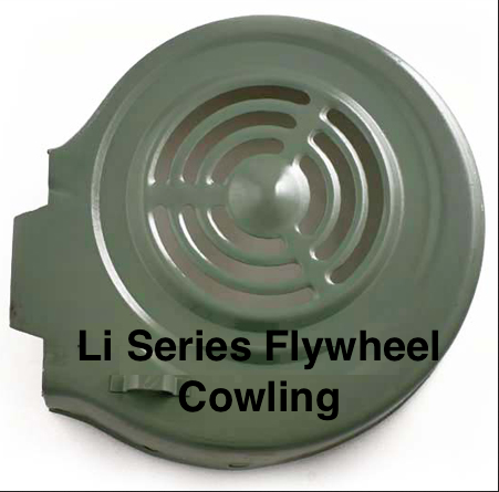 Lambretta Li Series Flywheel Fan Cover Cowl
