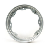 Lambretta Wheel Rim by BGM in Silver   BGM7960S