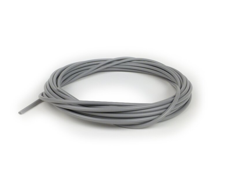 Universal Cable Housing in Grey 10 Meter Length