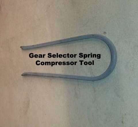 Lambretta Compression Tool for Gear Selector Spring - Sliding Dog Installation