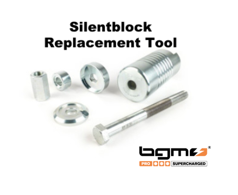 Lambretta Silentblock / Engine Mount Replacement Tool -BGM PRO- BGM7950TL