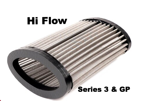 Lambretta Air Intake Filter Hi Flow For Series 3 - BGM4480