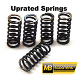 Lambretta Uprated Clutch Springs - MRB0505