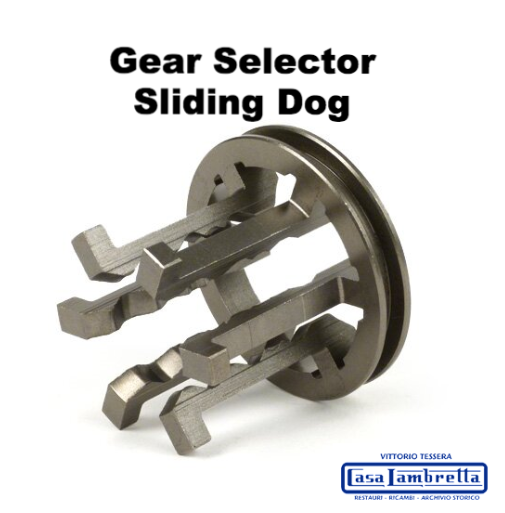 Lambretta Gear Selector Sliding Dog for Seires 1 2 3 DL GP by CASA LAMBRETTA