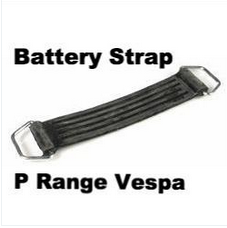 Vespa Battery Strap - P range  170 mm