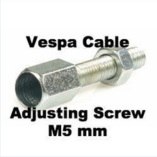 Vespa Cable Adjusting Screw M5 mm - 94240000