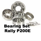 Vespa Engien Bearing Set by SIP for Rally200 P200 - 90002100