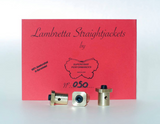 Lambretta Straightjacket Cable Trunnions - Supereibar Performance