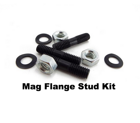 Lambretta M6 Mag Flange Housing Stud Nut and Washer Set