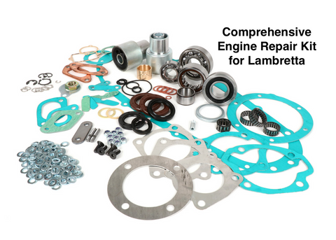 Lambretta Comprehensive Engine Repair Kit   3333088MB