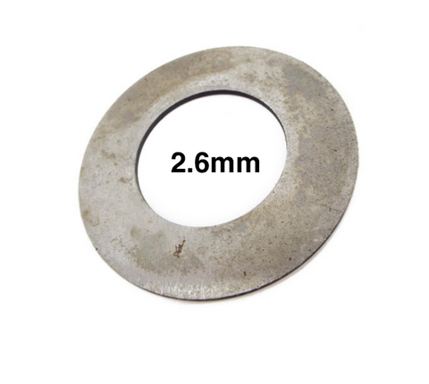 Lambretta Gear Box Shim 2.6mm  19030023