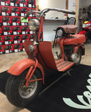 Vespa and Lambretta Restoration Project Scooters For Sale Ottawa Ontario