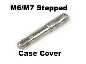 Lambretta Stud M6/M7 SHORT Used for repair (Lambretta chaincase cover) stainless steel 3331078