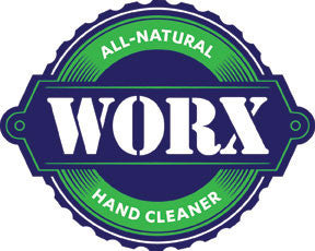 WORX All Natural Hand Cleaner - 6 oz. Bottle