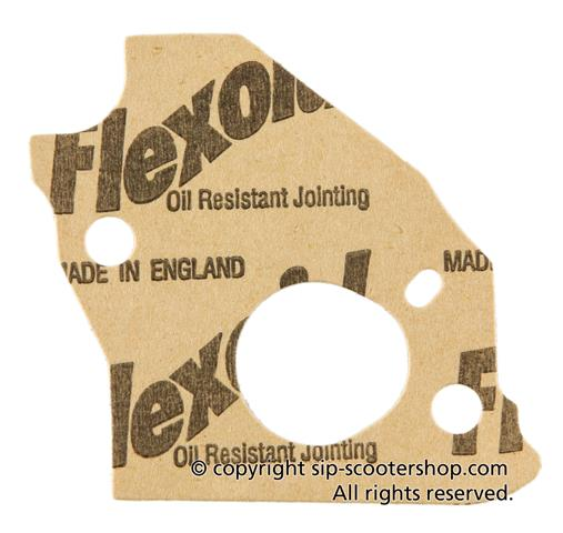 Vespa Carb Gasket for Casing to Carburettor with oil pump