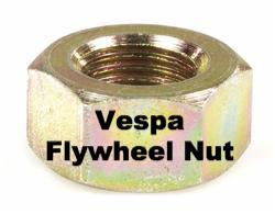 Vespa Flywheel Nut M12 - 021112 - 87270000
