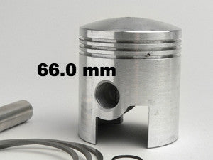 Lambretta Piston 200 cc - 66.00mm - 8002186
