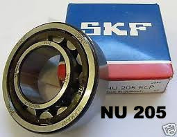 Flywheel Bearing SKF NU 205 ECP (Li Crankshafts) 8002110