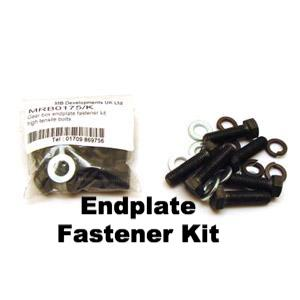 Lambretta Gear Box Endplate Fastener Kit   MBP0212K