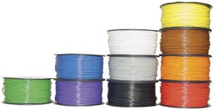 Primary Wire: 18 Gauge - 25Ft Roll