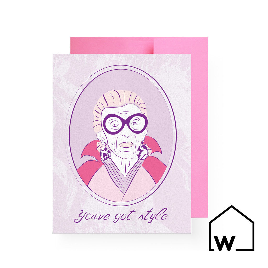 You've Got Style! Card