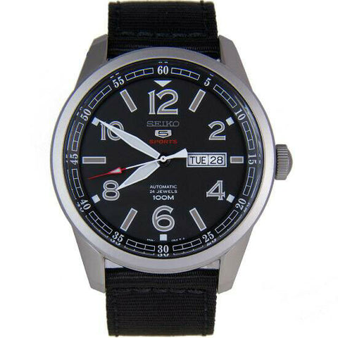 Seiko 5 Men's Sports Automatic Watch SRP625K1