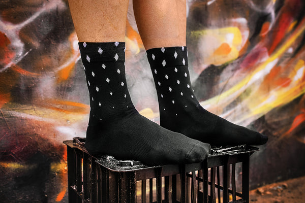 Ronde Renner Race Socks Diamond II