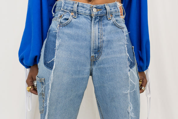 Revamped Levis