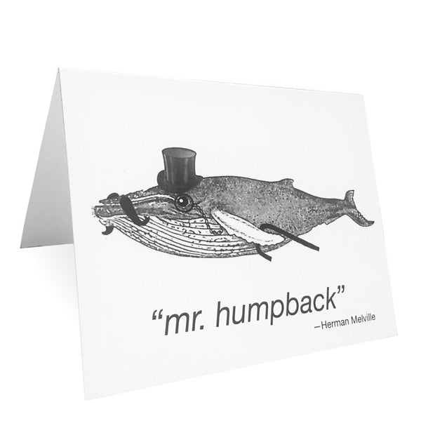 Love, Ishmael: Moby-Dick note cards (Pack of 12)
