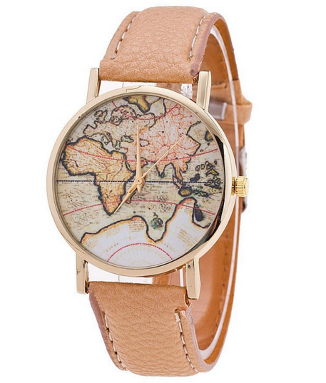 Wanderlust world travel watch happytrunkapparel wanderlust world travel watch gumiabroncs Choice Image