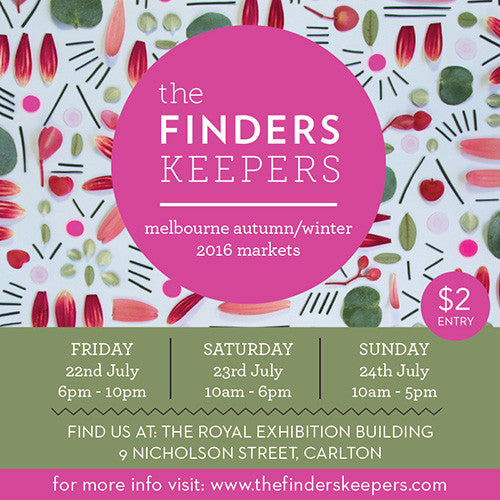 Finders Keepers ~ July