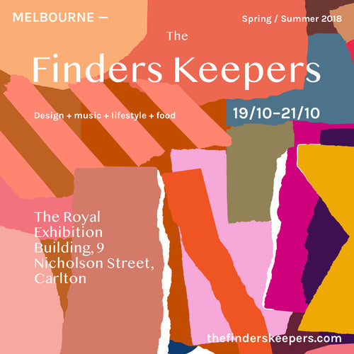Finders Keepers Market ~ Melbourne!