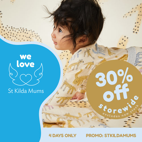 We love St Kilda Mums!