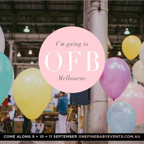 One Fine Baby Fair ~ Melbourne