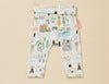 BIG ADVENTURES - BABY YOGA LEGGING