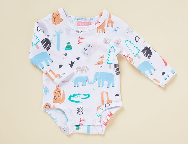 BABY LOVE - LONG SLEEVE BODY SUIT