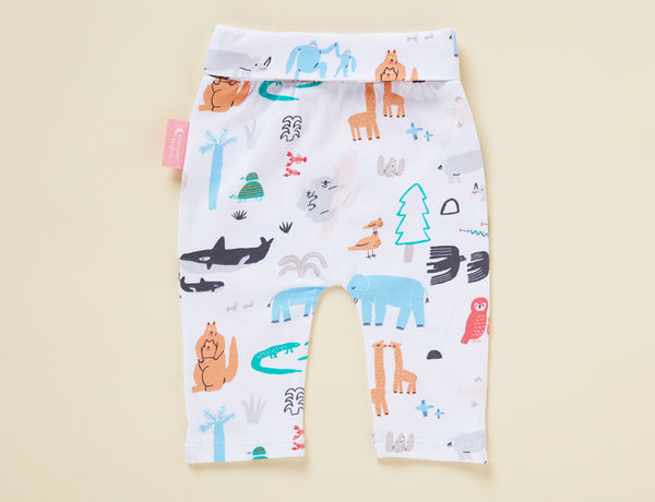BABY LOVE - BABY YOGA LEGGING